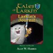 Book 2: Larkin's Journal is now on Audible!