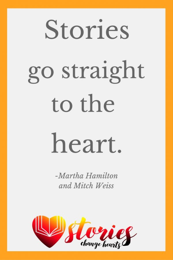 Stories go straight to the heart (Martha Hamilton and Mitch Weiss)